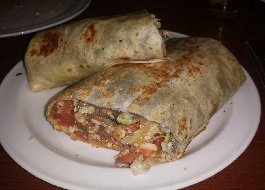 Burrito Vegetal - Xel-Há