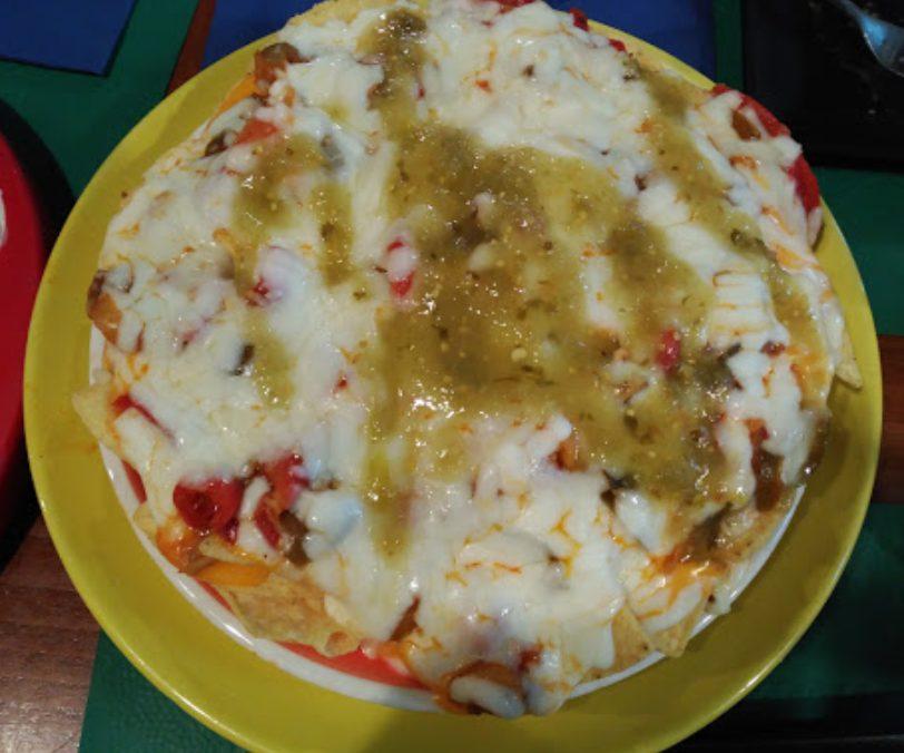 Nachos Vegetales - Xel-Há