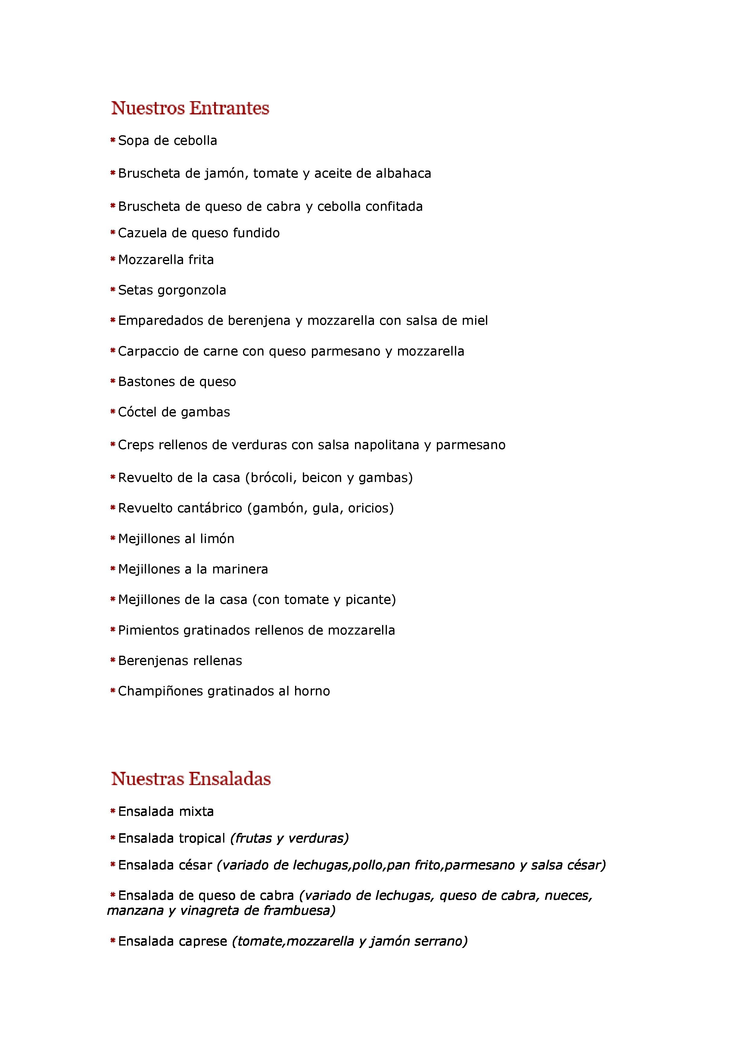 Gepetto Arena Carta