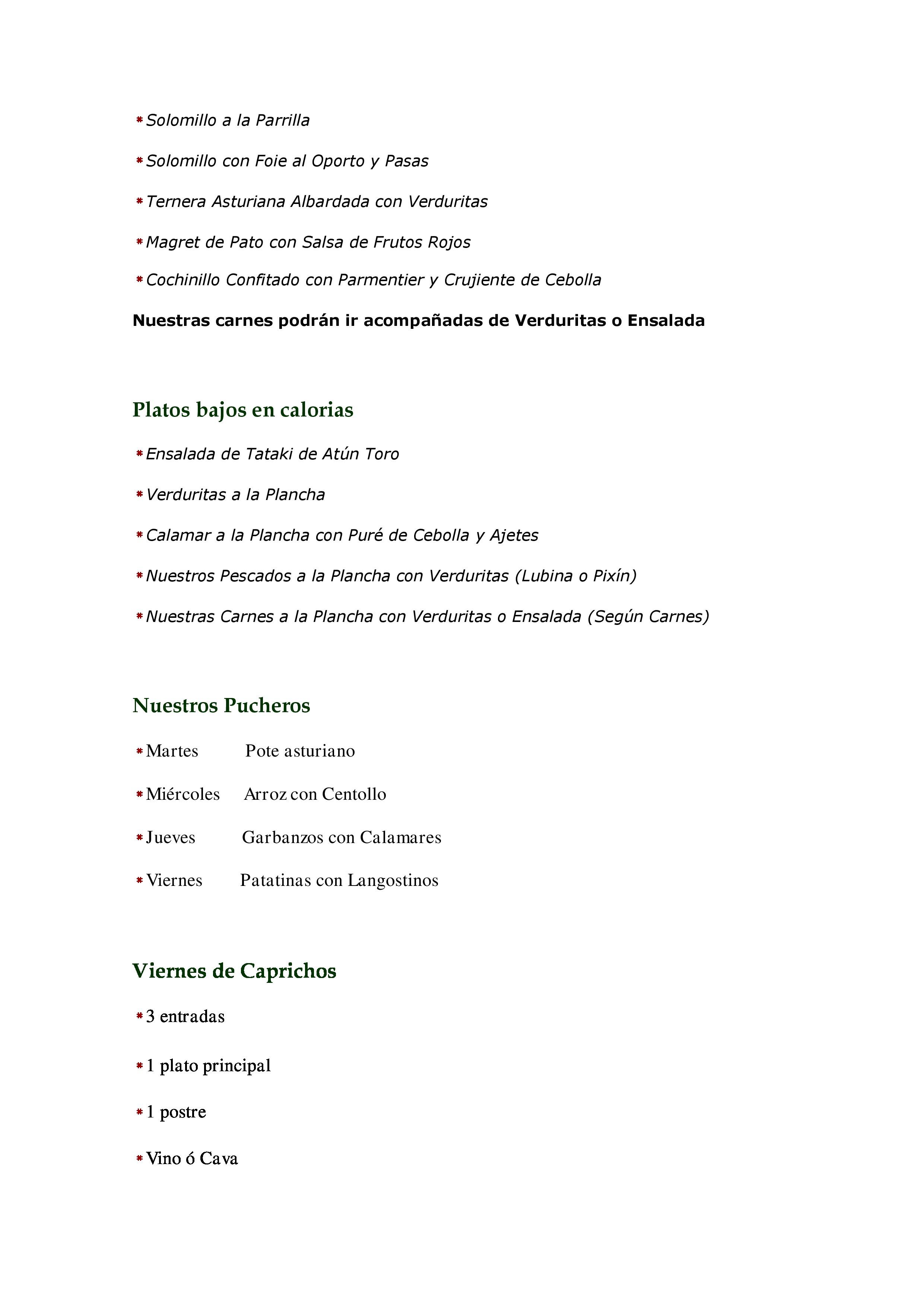 Ciudadela Carta