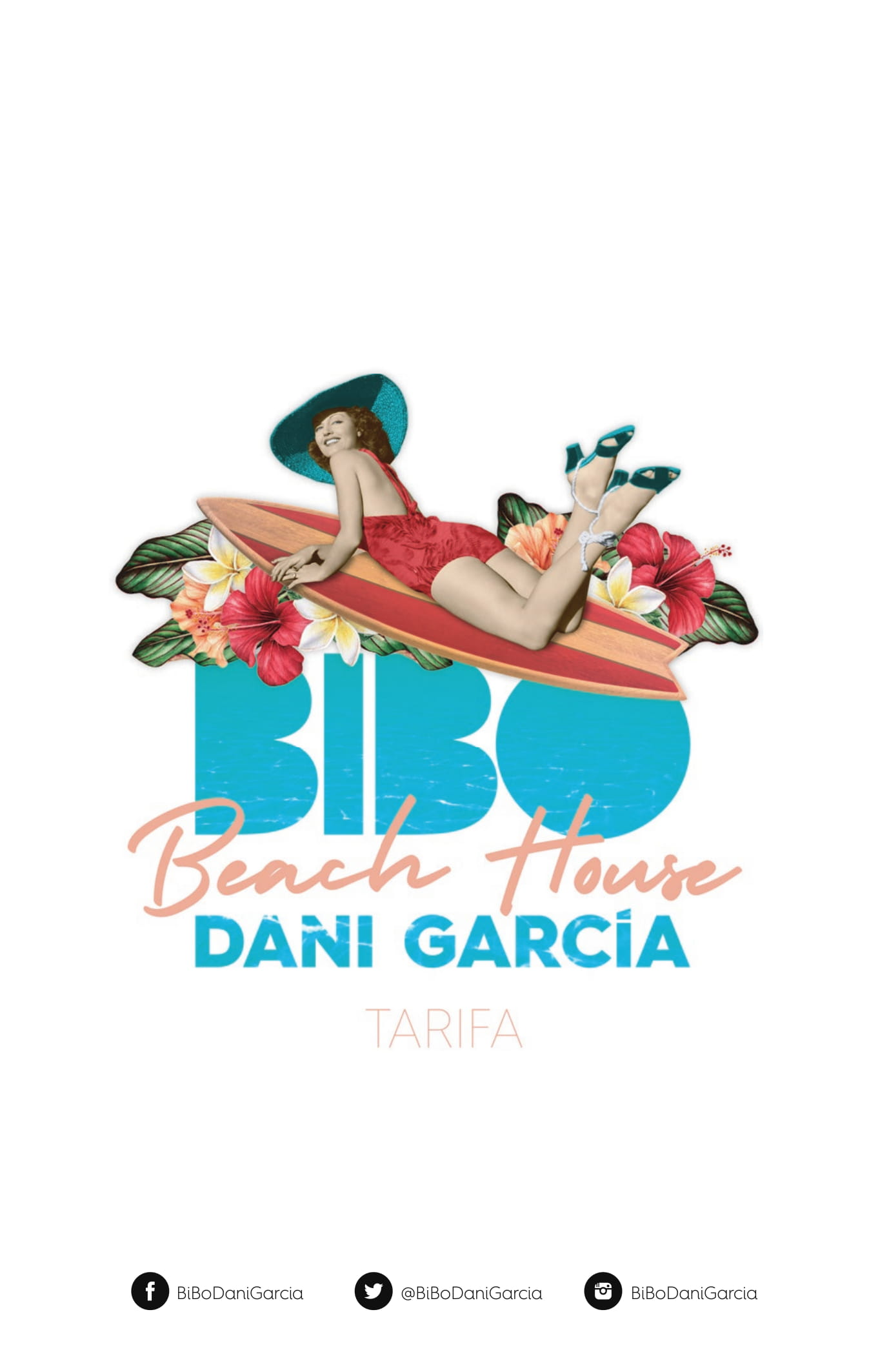 BIBO Beach House Carta